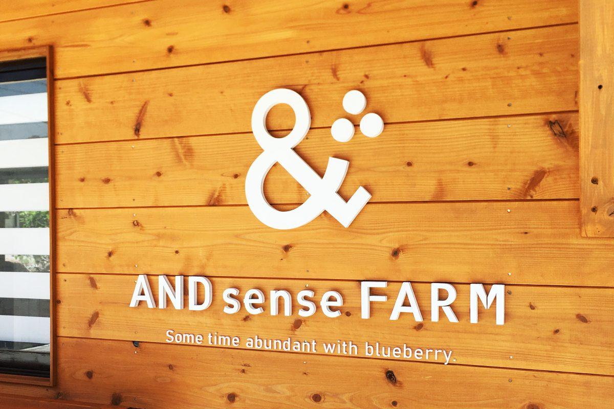 AND sense FARM(アンドセンスファーム)