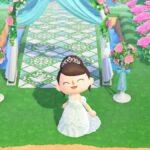 【あつ森】「あつまれ どうぶつの森」マイデザインドレスを無料配布|Yumi Katsuraウエディングドレス