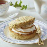 【ファミマ】Afternoon Tea監修 アールグレイ茶葉香る、ふわふわしあわせシフォン