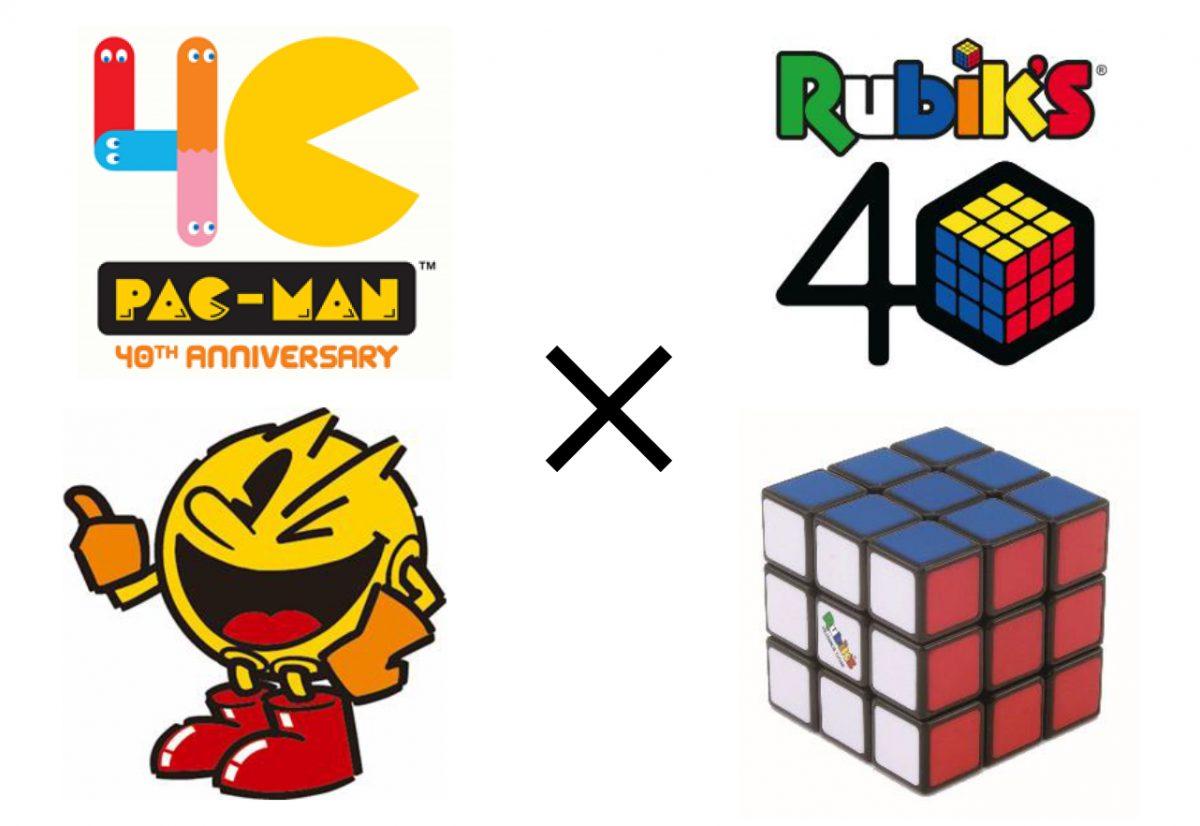 【40周年コラボ】パックマン×ルービックキューブ ASOBINOTES ONLINE FES(アソビノオト)