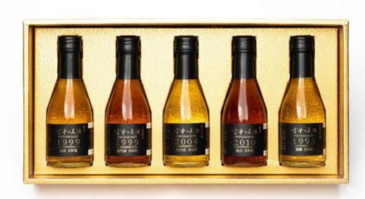 【古昔の美酒】全国33酒蔵から、熟成期間10年を超える長期熟成古酒。販売開始