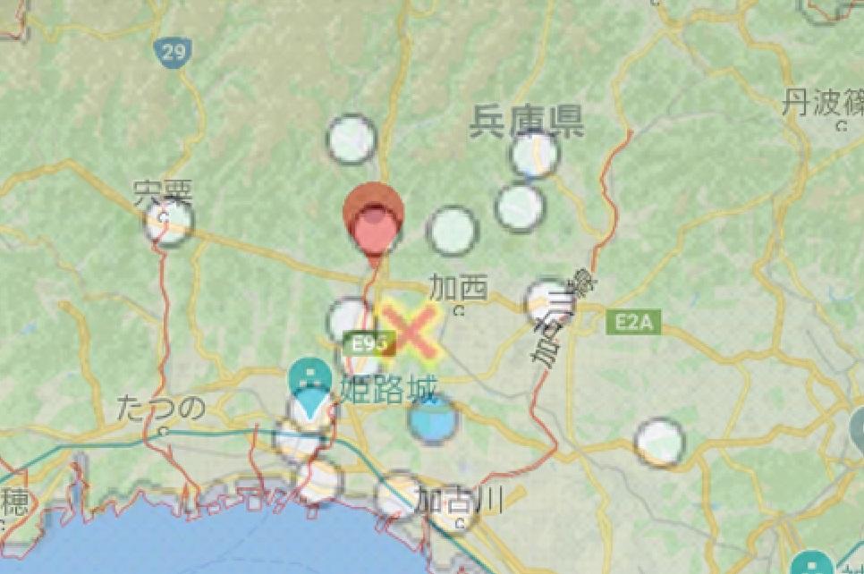 【福崎町】その時、世界が震えた!足元で直下地震!?|7月24日
