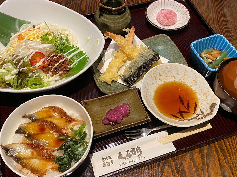 【福崎町】食べ処くろすけ|ランチタイムに 新メニューが追加
