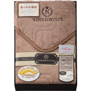 ナポレオンクラブ 抗菌・防臭+消臭わた使用リバーシブル敷パット NAP91080 2764-045