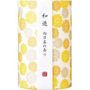 カメヤマ 和遊 香りのお線香(筒箱) I20120107 2948-022