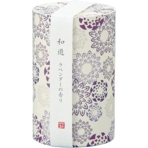 カメヤマ 和遊 香りのお線香(筒箱) I20120102 2948-049