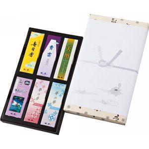 日本香堂 御香セット1500(包装済) 66725 2949-037