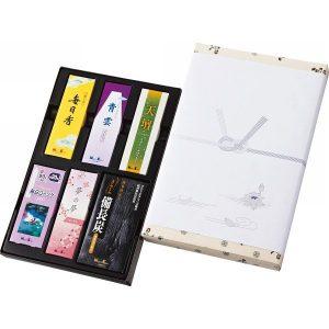 日本香堂 御香セット2000(包装済) 66735 2949-045