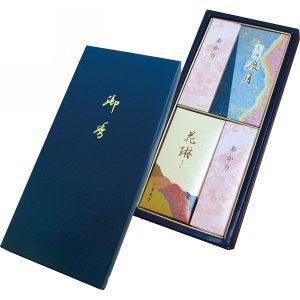 薫寿堂 花琳 渡月二種香 173 2948-146