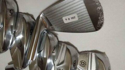【市川町】模造品に注意|「三浦技研」ゴルフクラブの偽物がオークションに