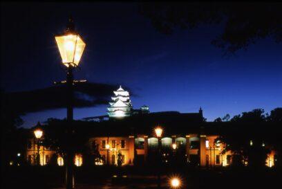 【姫路市】庭園アートプロジェクト「たまはがねの響」星雲光響2020|姫路市立美術館