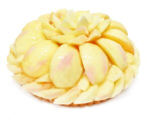 【カフェコムサ】「桃源郷(とうげんきょう)物語」開催|日本産の桃をふんだんに使ったケーキ