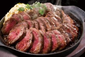 【姫路市】居酒家 土間土間|肉とビールを心ゆくまで「夏のステーキフェア」開催