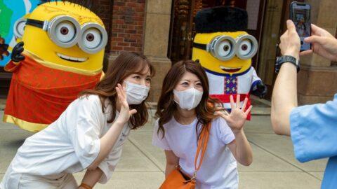 【USJ】ユニバーサル・スタジオ・ジャパン7月20日から居住地域制限を解除