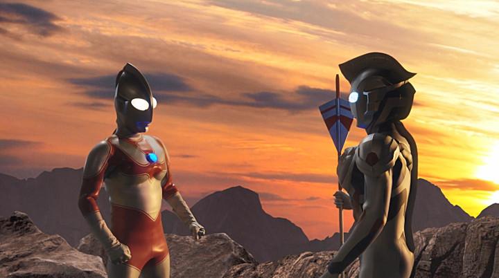 【7月10日はウルトラマンの日】絆を結ぶ新たな印「クロスタッチ」誕生|特別映像が公開