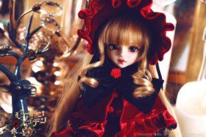【DOLK】圧倒的な美しさ|「ローゼンメイデン」真紅のキャストドール