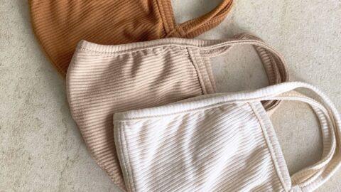 【Re:EDIT(リエディ)】ひんやり冷感×サステナブル ファッションマスクが夏仕様に