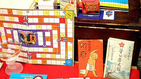 【朝来市】少しずつ展示物を変更しながら様子見 思い出の記録博物館(生野)