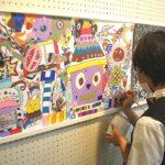 【朝来市】未熟なセラフィム展|ヒメハナ公園ウツギの館