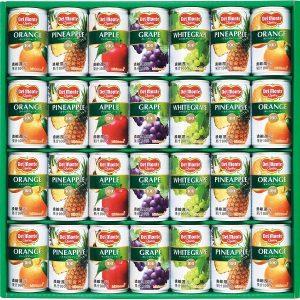 デルモンテ 果汁100%ジュース詰合せ(28本) KDF-30R 2905-080