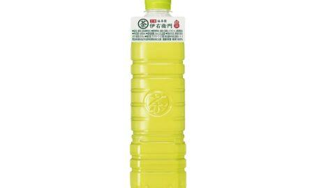 【サントリー】緑茶「伊右衛門ラベルレス(首掛式ラベル付)」数量限定で再発売