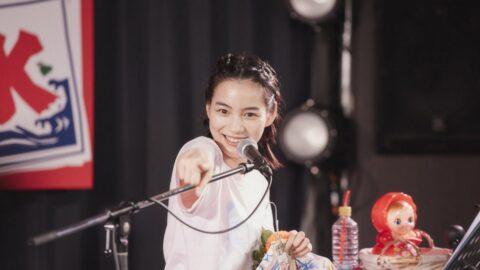 【のん】KAIWA(RE)CORD 3周年記念ライブ おうちで観るライブ vol.3.5 特別篇