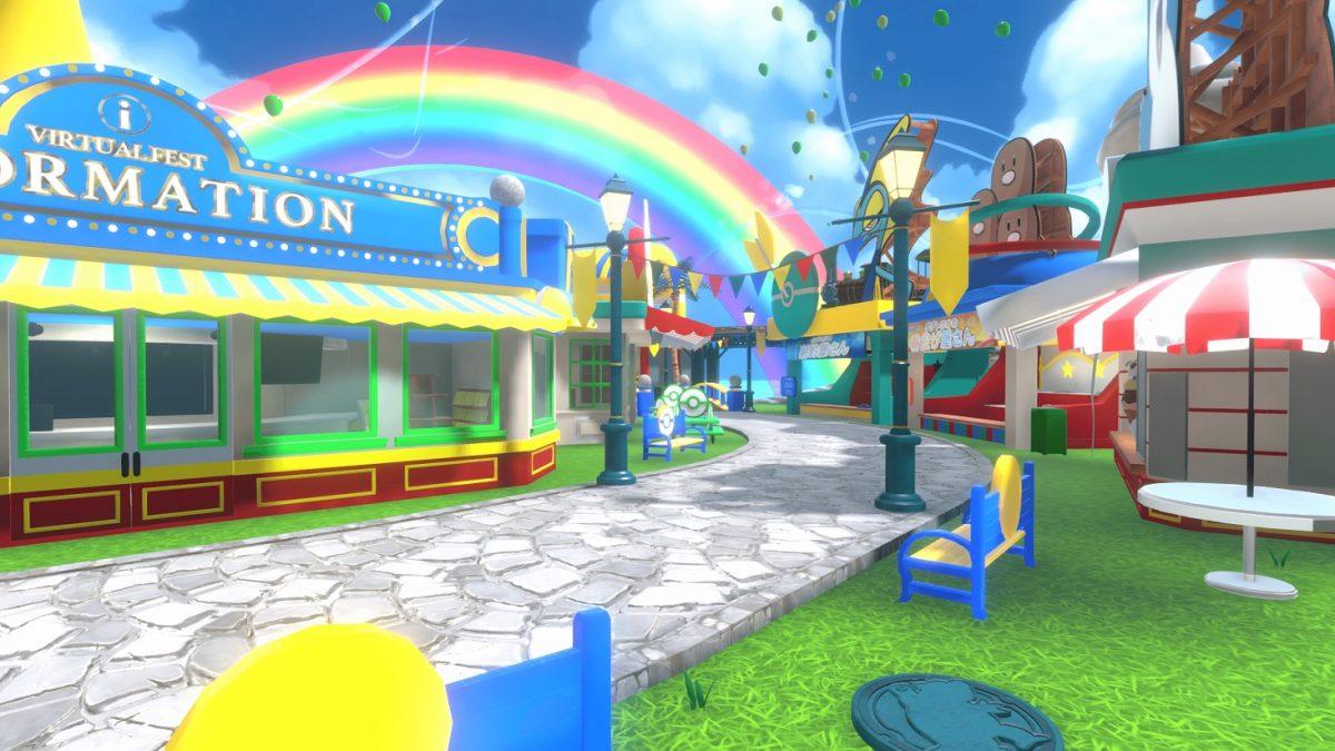 【cluster】VR遊園地「ポケモンバーチャルフェスト」が開園|夏をポケモンとすごせるテーマパーク