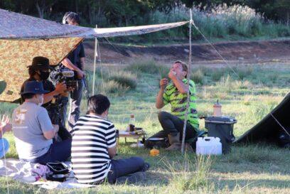 【キャンプ芸人】「じゅんいちダビッドソンの下手なキャンプでごめんなさい」に神河町