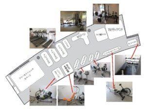 【多可町】あったか「アスパル」トレーニングルーム|リニューアルオープン