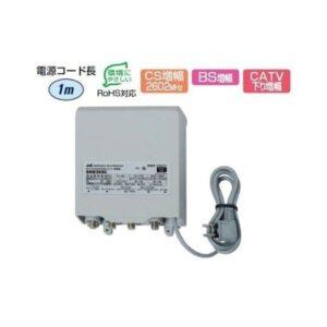 日本アンテナ 屋外用・電源部着脱可能型 CATVブースター SRB30SC(BS・110°CS対応)