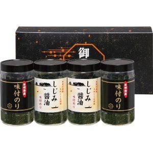 有明海産&しじみ醤油味付のり SA-20B 2913-091