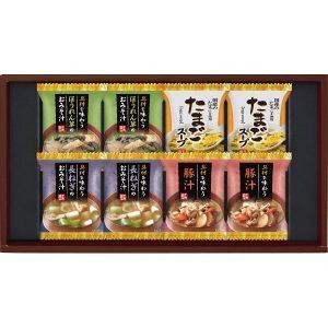 フリーズドライおみそ汁&たまごスープ HDN-20 2919-022