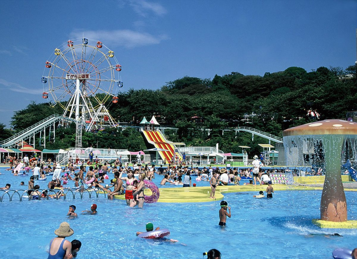 姫路市民プール