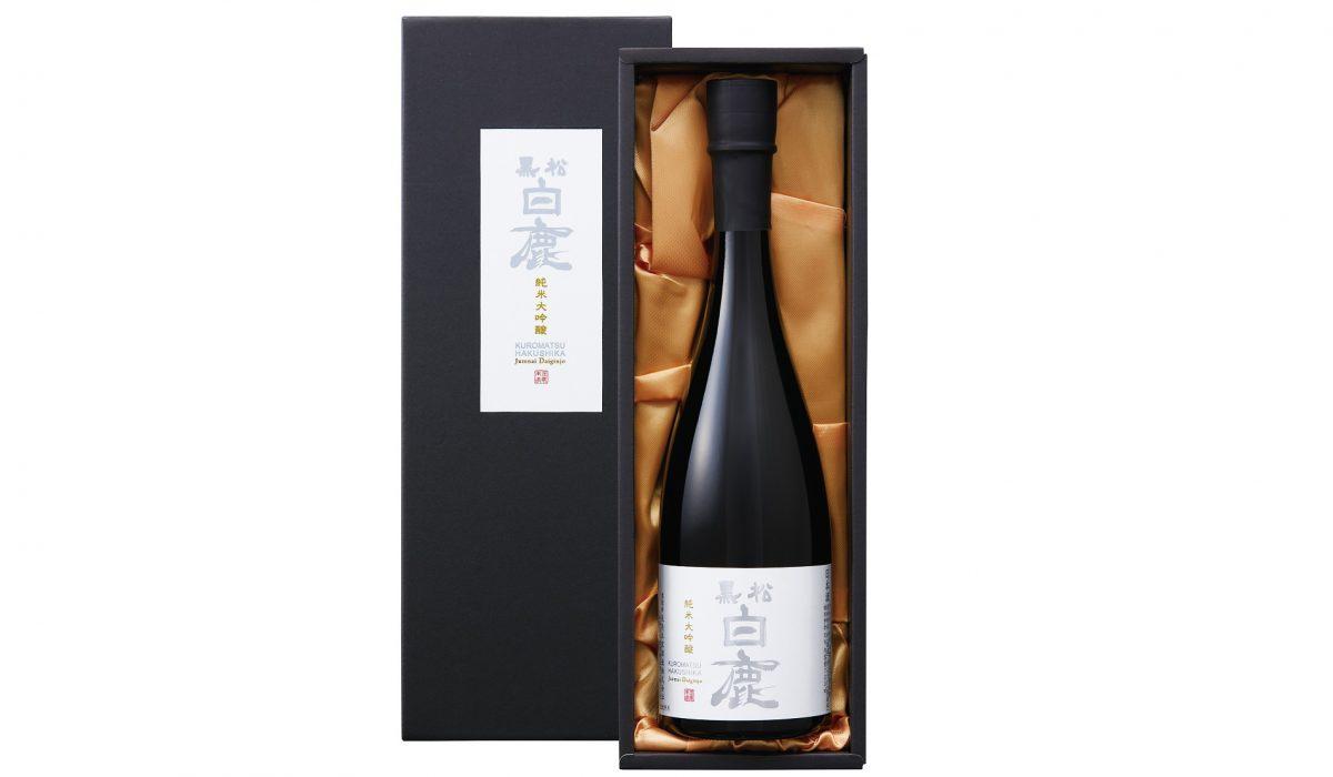 【西宮】辰馬本家酒造|透明感高く味わい豊かに。技術を注ぎ込んだお酒『黒松白鹿 純米大吟醸』新発売