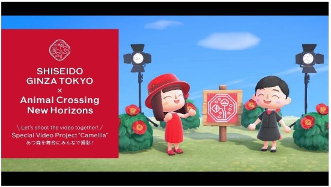 【あつ森】Camellia ユーザー参加型のスペシャルムービー制作プロジェクト始動