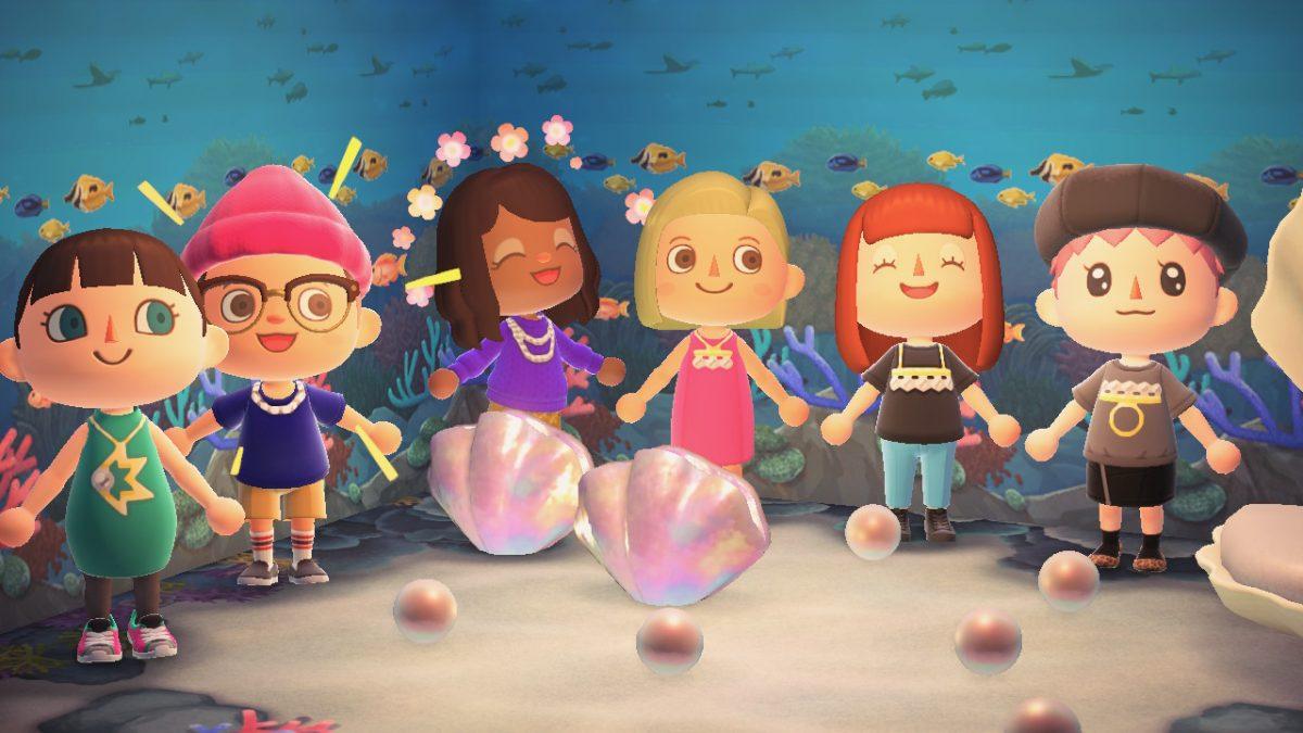 【あつ森】真珠のTASAKI「あつまれ どうぶつの森」オリジナルマイデザインリリース
