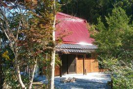 【福崎町】古民家カフェ「ゆう庵」オープン 山裾の高台で四季の庭と料理を楽しめる!