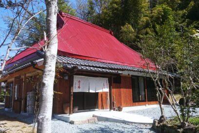古民家カフェ「ゆう庵」オープン|福崎町の高台で四季の庭と料理を五感で楽しむ!