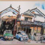 【多可町】第32酒井義己水彩画展|ラベンダーパーク多可