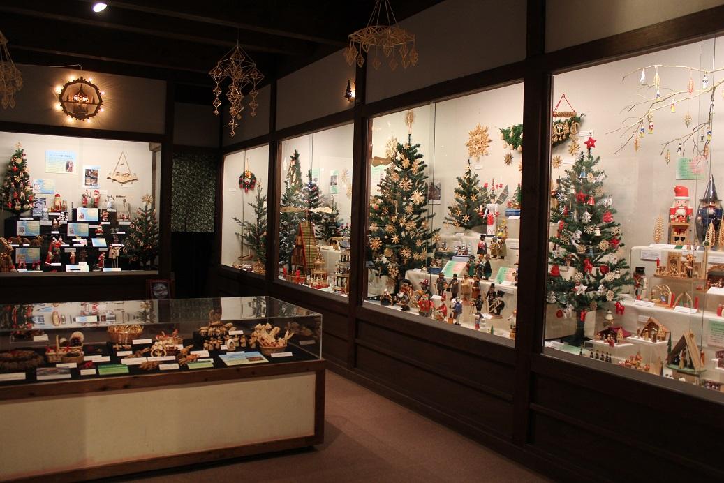 世界のクリスマス展|日本玩具博物館