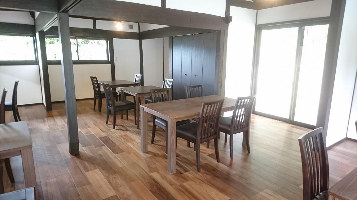 【福崎町】古民家カフェ「ゆう庵」オープン|山裾の高台で四季の庭と料理が楽しめる!