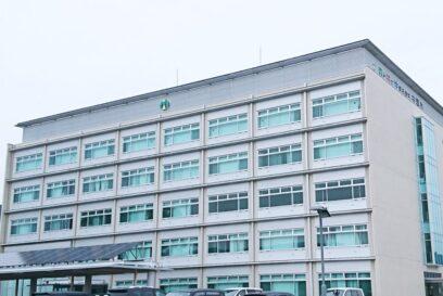 宍粟市市役所