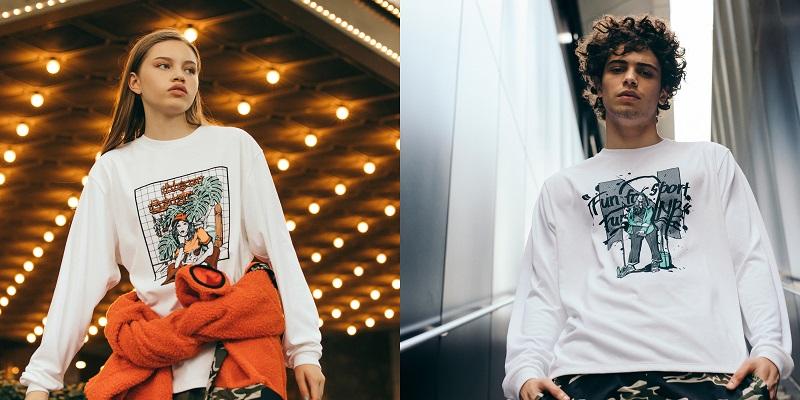【朝来市出身】ニューバランスTシャツコレクション「9 BOX」にアーティスト「SHUN NAKAO」