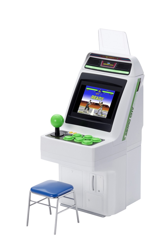 アストロシティミニ ゲームセンタースタイルキット(別売)