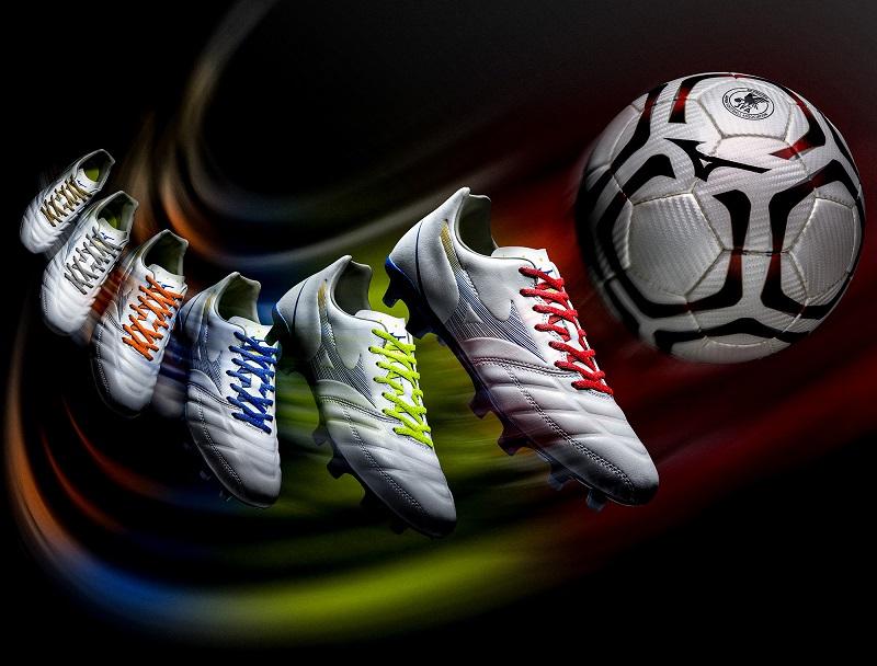 【ミズノ】ほどけにくいスポーツ専用の靴紐 「ゼログライドシューレース」発売
