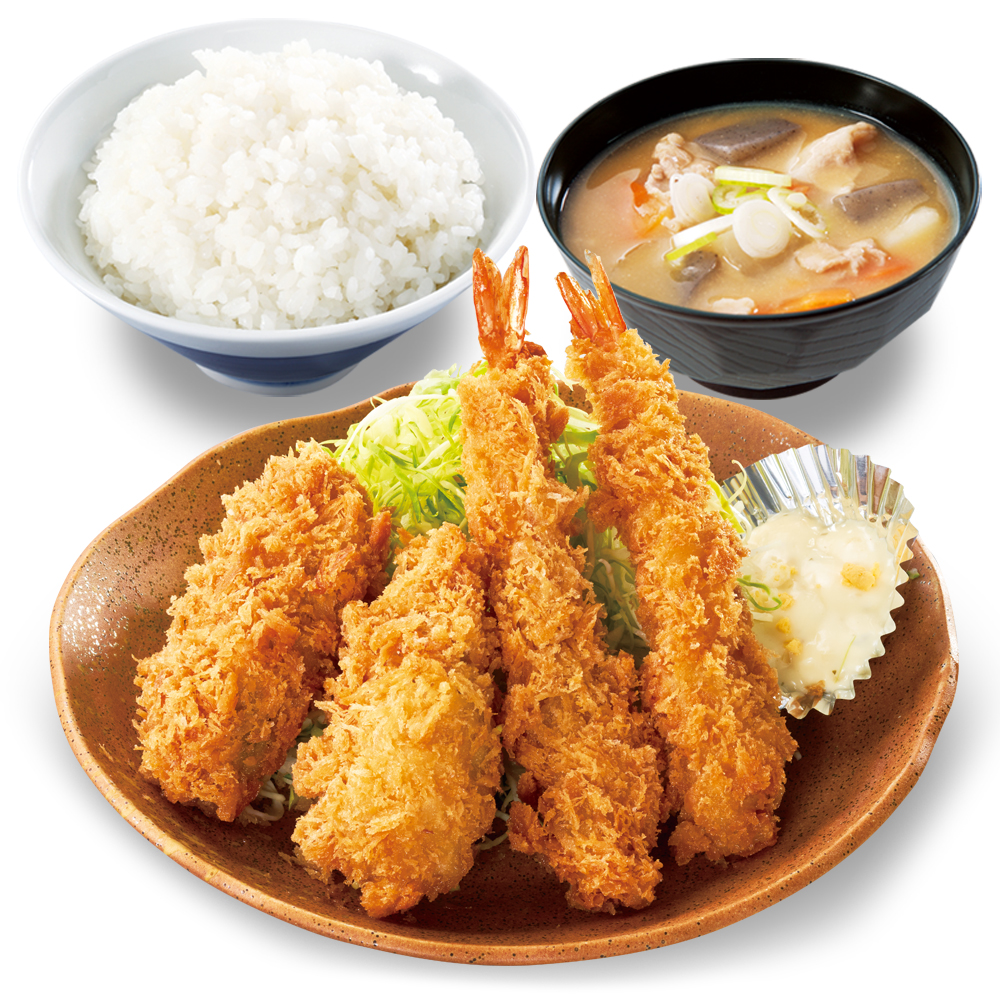 【かつや】広島産カキフライが期間限定で登場|秋の海鮮祭