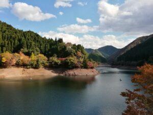 【朝来市】生野町黒川地区に美しい秋の到来