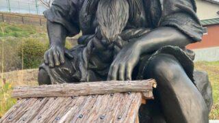 【辻川山公園】妖怪たちがクリスマスバージョンに|福崎町