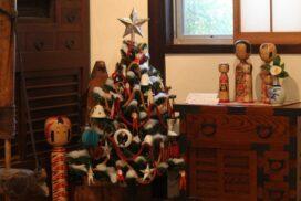 畳の上のクリスマス 日本玩具博物館 姫路