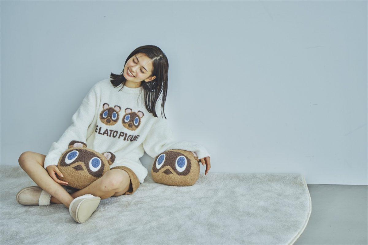 【ジェラート ピケ】『あつまれ どうぶつの森』コレクション発売